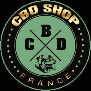 logo CBD SHOP France Officiel