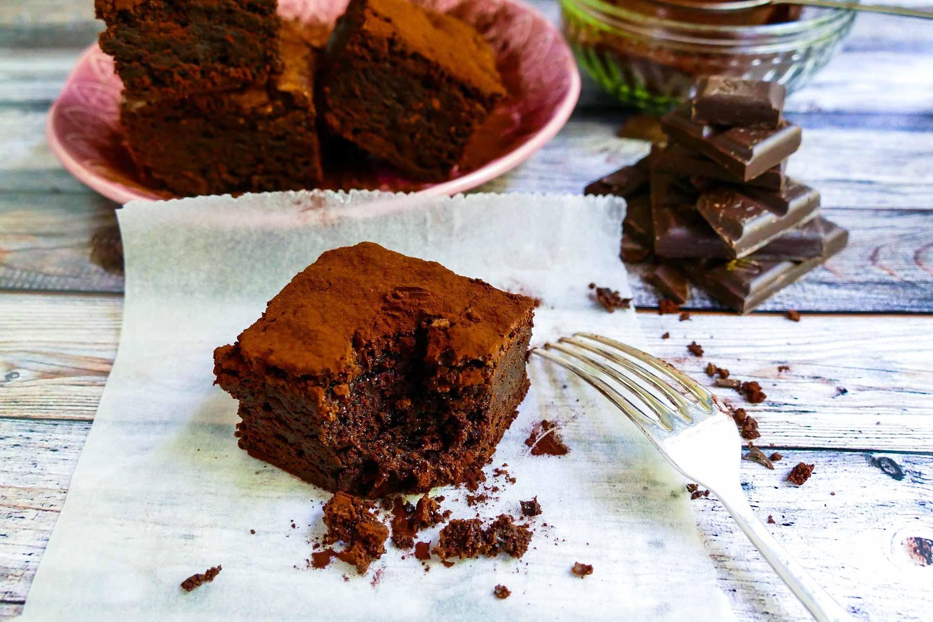 Brownie au CBD : recette simple et gourmande