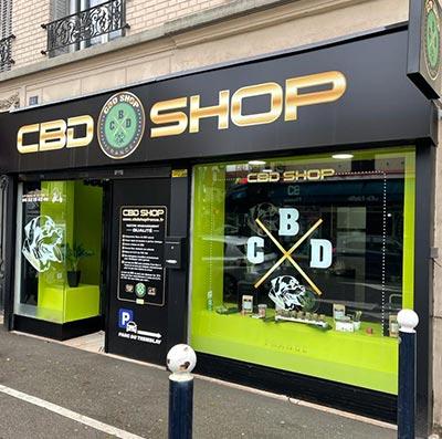 cbd shop france champigny