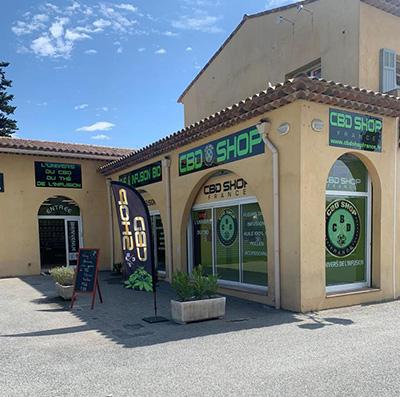 cbd shop montauroux