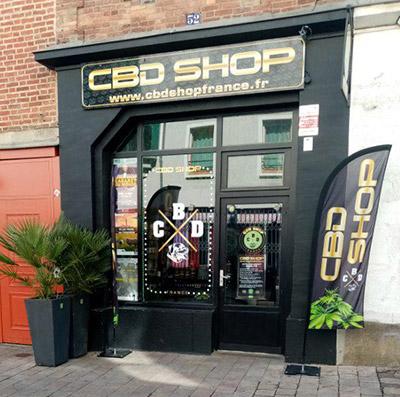 Cbd shop france Rennes