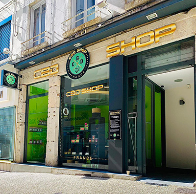 cbd shop france vienne